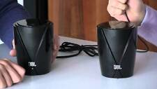 JBL Jembe Speakers Entertainment Powerful High Quality Sound Computer Laptop