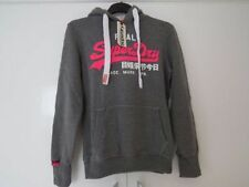 Superdry Cotton Blend Hooded Sweats for Women
