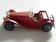 MATCHBOX SS 100 JAGUAR von 1982 in rot