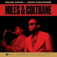Davis, Miles & John Coltrane	Miles and Coltrane (Limited Edition) (New Vinyl)