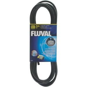 Fluval Airline Tubing Ultra Flex Gloss Black 3m (10ft) Fish Tank Aquarium