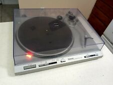 TECHNICS SL-D303 DIRECT DRIVE TURNTABLE TESTED AND WORKING