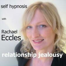 Overcome Relationship Jealousy Hypnotherapy Less Insecure, Self Hypnosis CD