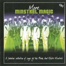 MORE MINSTREL MAGIC - CD ALBUM - 8711539018887 - BRILLIANT CD