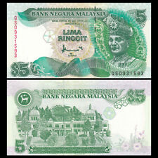Malaysia, 5 Ringgit, ND P-35A, UNC