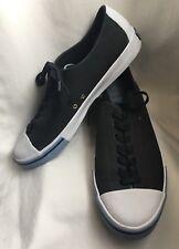 Original Penguin Munsingwear Tobbaggan Perf Mens Leather Sneaker Shoe Sz 9 EUC