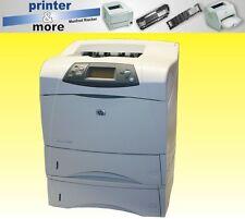HP Laserjet 4250tn con garantía impresora