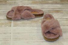 BC Myth Slide Sandals - Women's Size 10, Light Pink