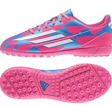 adidas junior boys girls f5 astro trainers shoes m25050 new sizes uk 10k- uk 5.5