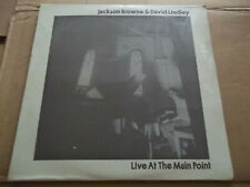 Jackson Browne & David Lindley – Live the Main Point (75) rare live 2 LPs SEALED