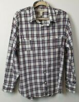 Banana Republic Men's Long Sleeve Check Shirt Size XL