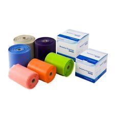 (FDA APPROVED) Sanctband 50 Yard Resistive Exercise Band Fitness Yoga Workout