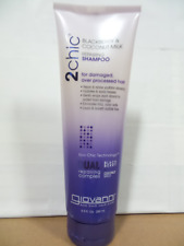 Giovanni 2Chic Blackberry and Coconut Milk Ultra-Repair Shampoo, 8.5 oz