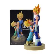 Dragon Ball Z Vegeta & Trunks Dramatic Showcase 4th season Action Figure 22cm