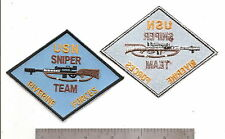 #253 US NAVY SNIPER TEAM RIVERINE FORCES PATCH