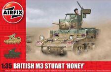 "AIRFIX A1358 M3 Stuart ""Honey"" (British Version) 1:35 Tank Model Kit"
