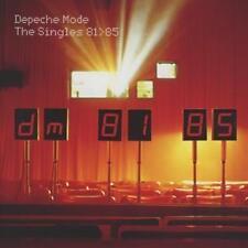 Depeche MODE-the singles 81-85 -- CD NEUF & OVP