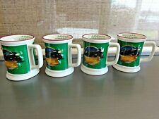 New 4 The Polar Express Believe 3D Raised Ceramic Hot Chocolate Coffee Cup Mugs