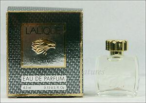 ღ Lalique pour Homme - Lalique - Miniatur EDP 4,5ml