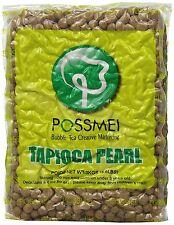 Bubble Tea Tapioka Perlen Pearls 3KG Pack Possmei Tee Tapioca Topping Glutenfrei