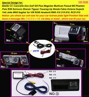 Auto HD Lens Rückfahrkamera für VW Beetle CC Caravella Eos Golf 5 6 Plus Magotan