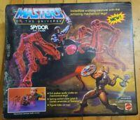 Masters Of The Universe Spydor Evil Stalker Skeletor Vehicle MOTU He-Man Sealed