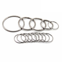 3mm 8mm 304 Stainless Steel Hoop Welded Ring Seamless Solid Round Circle