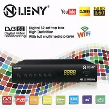 Full HD 1080P Sat Receiver HD LAN HDTV digital DVB-S2 HDMI SCART PVR USB Media Z