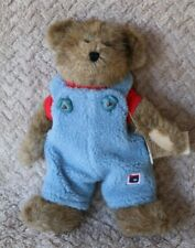 Boyds Bear Eric Burrbruin TJ's Best Dressed Collection