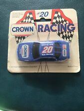 Vintage 1990 Rob Moroso #20 Crown Racing 1:64 Scale Diecast Car