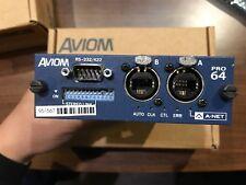 Aviom 6416Y2 A-NET Card