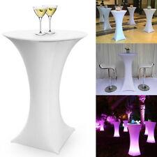 Art de la table de fête nappe blanche sans marque pour la maison