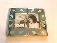 New Hallmark Family Tree Picture Frame - Mirror Style with Leaves on the Trim