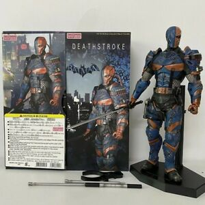 Deathstroke Figure Crazy Toys Figure 1/6 Team of Prototyping Deathstroke Action