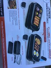 New listing Power Xl Smokeless Grill in Black, Psg
