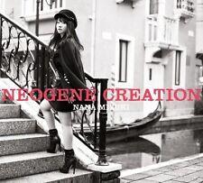 New Mizuki Nana NEOGENE CREATION First Limited Edition CD DVD Photobook Box F/S