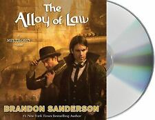 The Alloy of Law: A Mistborn Novel, , .,, Sanderson, Brandon, New, 2011-11-08,