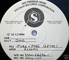 Near Mint (NM or M -) Grading Promo Single 33 RPM Speed Vinyl Records