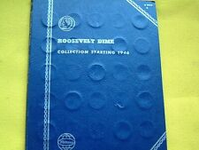 New listing Complete Circulated Silver Roosevelt Dime Set 1946 - 1964 Pds