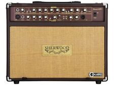 Carlsbro Sherwood 60R Acoustic Guitar Amp - 60 Watt Guitar/Vocal Amp