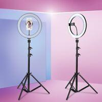 26CM Studio Live Led Ring Light For Phone Selfie Light Beauty Photograph+Triopd