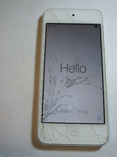 FMI is ON - sold for parts -  Apple iPod touch 5th Generation Silver