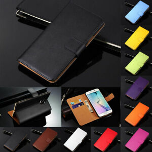 Leather Flip Wallet Case Stand Cover for Samsung Galaxy Note 8  And Note 9