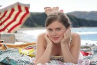 Rose McIver In The Beach 8x10 Photo Print
