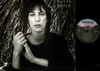 Patti Smith-Dream Of Life-VINYL LP-USED-Canada press