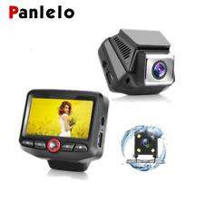 New listing Dash Cam Panlelo D2 Hd F1.8 Car Dvr 12Mp Sony Sensor Moto Rear View Mirror WiFi