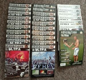 Auflösung Sammlung Fanzines - Blickfang Ultra - Ultras, Hooligans