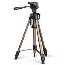 Dual Bubble Level Camera Tripod 160cm Photography Equipment