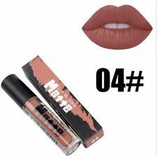 MISS ROSE Waterproof Matte Lip Gloss Long Lasting Liquid Lipstick Makeup 04