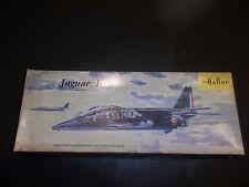 Vintage Heller Jaguar E Fighter Jet